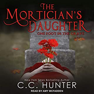 The Mortician's Daughter: One Foot in the Grave audiobook cover art