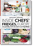 Inside Chefs' Fridges, Europe: Top chefs open their home refrigerators by Moore, Adrian (November 15, 2015) Hardcover