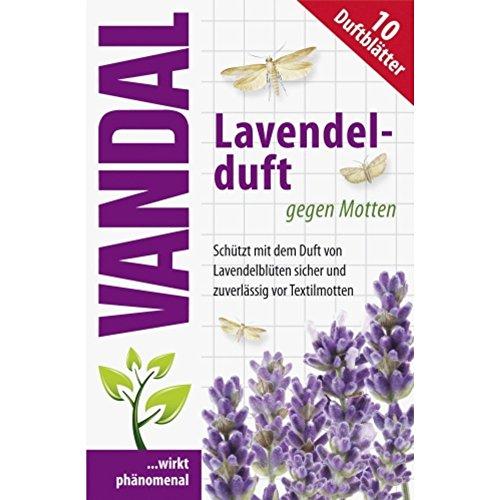 Vandal Mottenschutz Lavendel 10Stk.