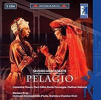 メルカダンテ:歌劇「ペラージョ」(リヴァス)