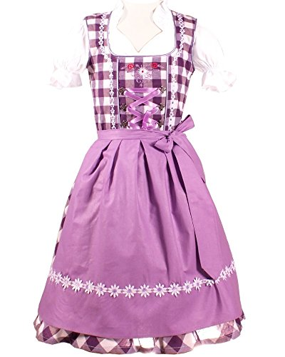 Kiddy Tracht 3tlg. Kinder Dirndl Kind-135/104