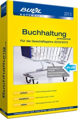 WISO Buchhaltung 2013 Professional [import allemand]