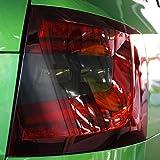 Finest Folia Rückleuchten Folien Set Scheinwerfer Aufkleber Tönungsfolie passgenau (Dark Grey, C033 Kombi Facelift)