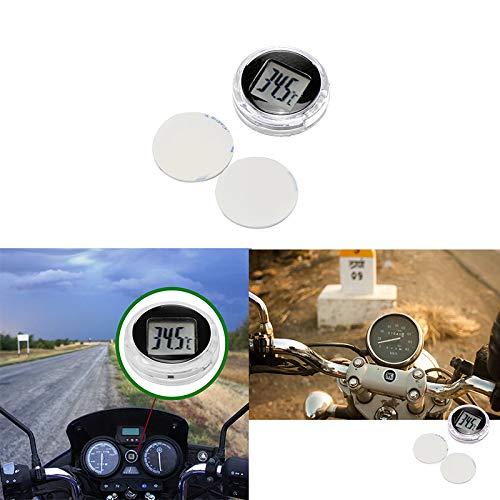 TTAototech Auto-digitale thermometer, Celsius kwaliteits-auto-Celsius-keuken digitale thermometer mooie versieringen voor auto, huis, kantoor