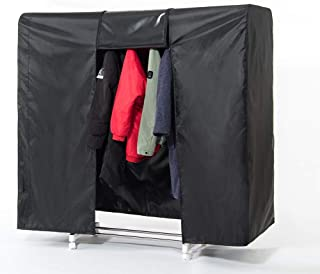 QEES Garment Rack Cover, 59