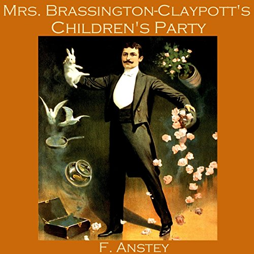 Mrs. Brassington-Claypott's Children's Party cover art