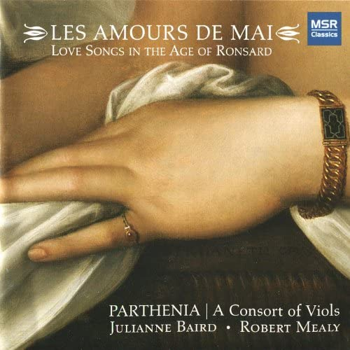 Parthenia / A Consort of Viols, Julianne Baird, Robert Mealy
