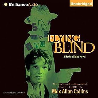 Flying Blind audiobook cover art