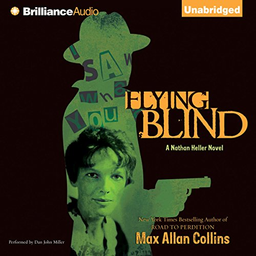 Flying Blind audiobook cover art