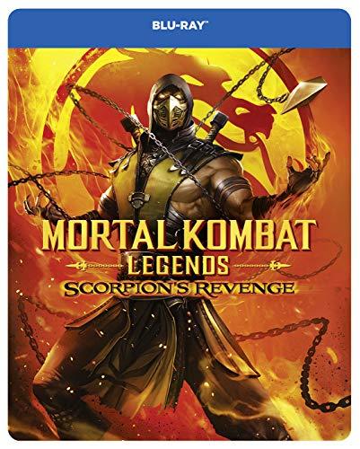Mortal Kombat Legends: Scorpion's Revenge [Blu-ray] [2020] [Region Free]