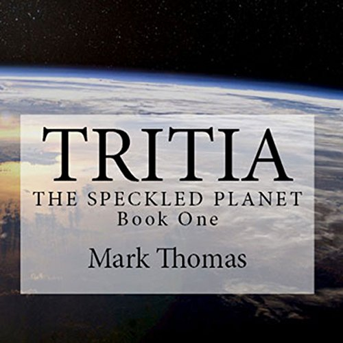 Tritia audiobook cover art