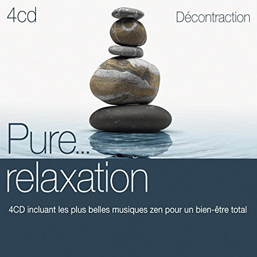Coffret 4 CD Décontraction/Relaxation