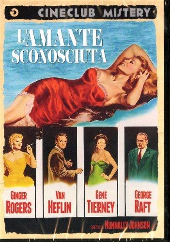 Die Spinne / Black Widow (1954) ( ) [ Italienische Import ]