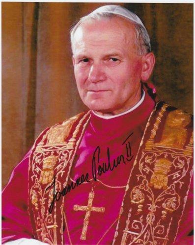 Pope John Paul II, 8.5
