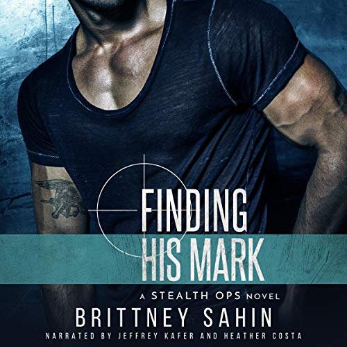 Finding His Mark audiobook cover art