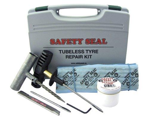 Services de réparation de pneus-safety seal set «base» pour camions, l'ultime réparation de pneus, certifié tÜV certifié