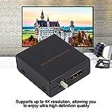 Conecte una Fuente de señal, Easy EDID Feeader, HDMI EDID Feeader EDID Manager Emulator Support 4K CEC, Widen Compatable Comfortable HDMI EDID