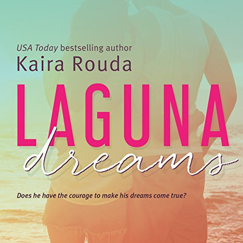 Laguna Dreams audiobook cover art