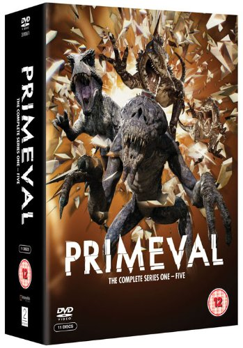 Primeval - Series 1-5 Box Set [Reino Unido] [DVD]