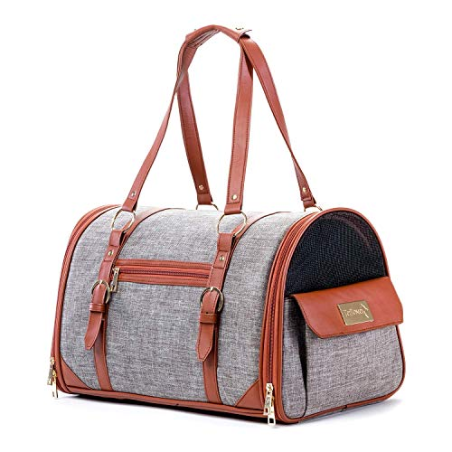 Tailova Pet Carrier for Dogs