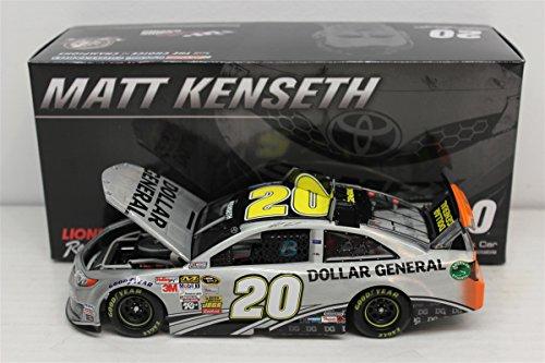 Lionel Racing Matt Kenseth 2014 Dollar General 1:24 Raw Nascar Diecast