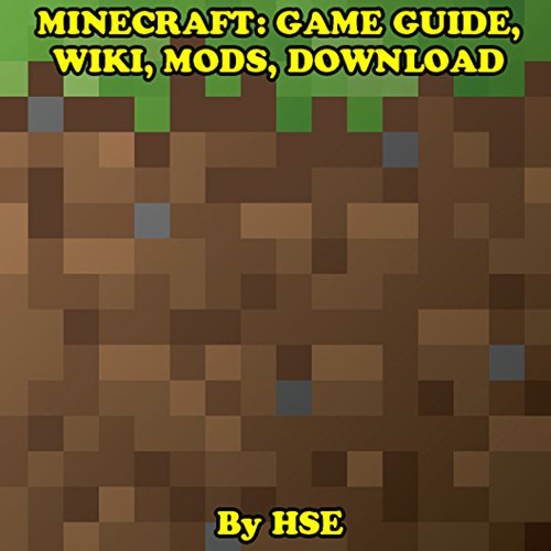 Minecraft: Game Guide, Wiki, Mods, Download audiobook cover art