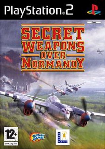 Secret Weapons Over Normandy (PS2) by LucasArts