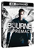 Bourne Supremacy (4K Ultra HD + Blu-Ray) [Blu-ray]