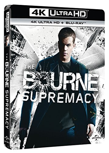 Bourne Supremacy (4K Ultra HD + Blu-Ray) [Italia] [Blu-ray]