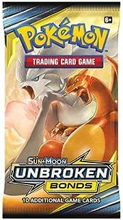 Pokémon 80547 Pokemon-Sun & Moon 10: Unbroken Bonds-Booster Packet