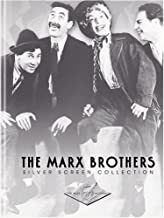 The Marx Brothers Silver Screen Collection: (The Cocoanuts / Animal Crackers / Monkey Business / Horse Feathers / Duck Soup)