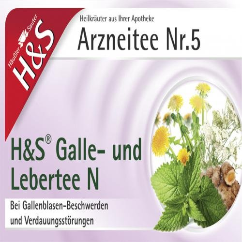 H&S GALLE U LEBERTEE N 20St 3112389