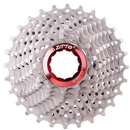 T TOOYFUL 9 Fach Kassette Schraubkranz mit Freilauf 11–28 T für Mountain Bike MTB Fahrrad