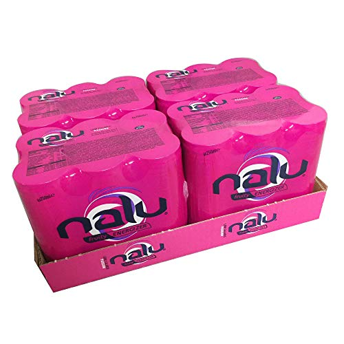 Coca Cola Nalu Energy Drink Passion (24x0,25l Dose)