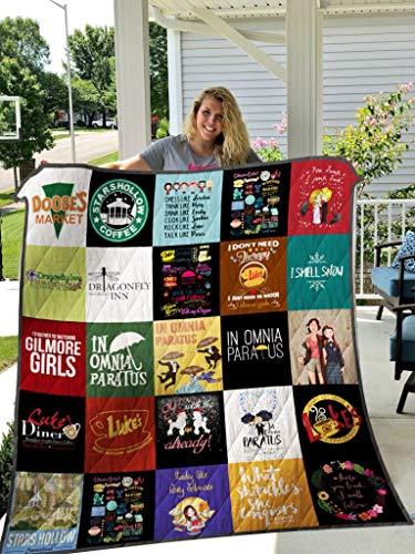 Gilmore Girls Quilt Blanket