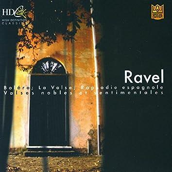 Ravel: Boléro, La Valse, Rapsodie espagnole, Valses nobles et sentimentales