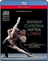 Three Ballets By Wayne Mcgregor [Blu-ray] [Import]