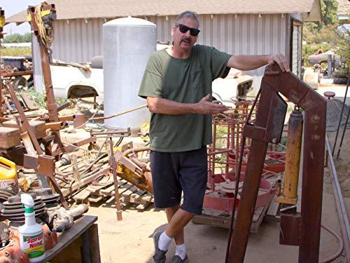 Dulcich's Homemade Engine Hoist Fail!