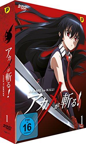 Akame ga Kill - Box 1 [2 DVDs]