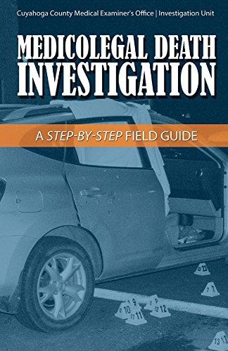 Medicolegal Death Investigation: A …