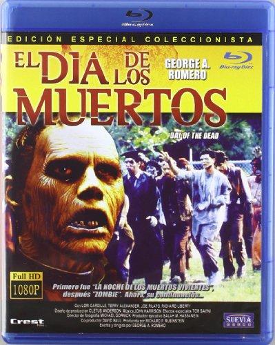 El Día De Los Muertos Vivientes [Blu-ray]