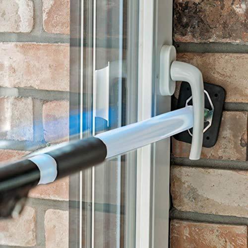 ALLEGRA Sicherungsstange für die Fenstersicherung und Türsicherung,...