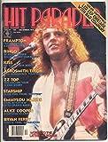Hit Parader (December 1976) Peter Frampton, Ringo Starr, KISS, Aerosmith, Elton John, ZZ Top, Jefferson Starship, Emylou Harris, Alice Cooper, Bryan Ferry