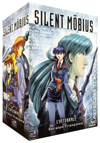 Silent Mobius - Coffret 5 DVD - Intégrale - 26 épisodes VF