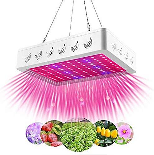 BAIJJ LED Grow Light 2000W, Full Spectrum Led Growing Lamp, for Hydroponic Indoor Plants Veg And Flower