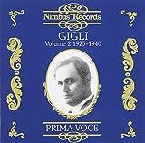 Songtexte von Beniamino Gigli - Prima Voce: Beniamino Gigli, Volume 2: 1925-1940