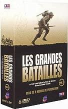 Les Grandes batailles, Vol. 2 : Désert / Moscou / Pacifique Banzaï / Stalingrad / Le Procès de Nuremberg / L'Atlantique - Coffret