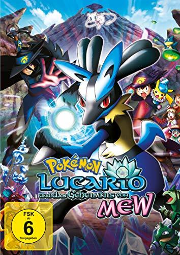 Pokémon: Lucario und das Geheimnis von Mew