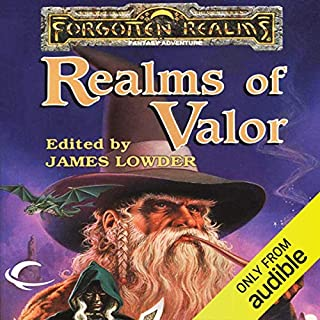 Realms of Valor cover art