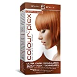 Deep Amber Copper Hair Dye | PPD free Permanent...